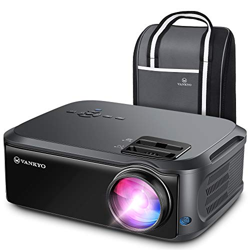 """VANKYO Performance V620 Native 1080P Projector, with 200"""" Display 50,000 Hours LED, Compatible with TV Stick, HDMI, X-Box, Laptop, iPhone Android for Home/Outdoor Entertainment"""