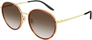 Sunglasses Gucci GG 0677 SK- 003 Havana/Brown Gold