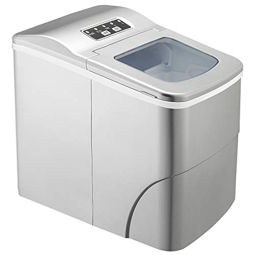 Tavata Portable Automatic Ice Maker Machine with Self-clean Function for Countertop, 9...