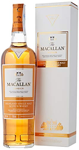 Macallan Fine Oak - Macallan Amber 40%  - 700 ml