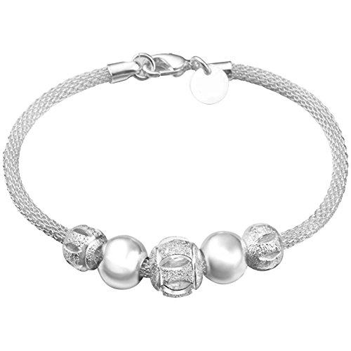 LAAT Pulsera Astilla Charm Bracelet Jewelry Bangle Hand Strings Party Elegante Accesorios de Joyería para Mujeres Niñas Decoración