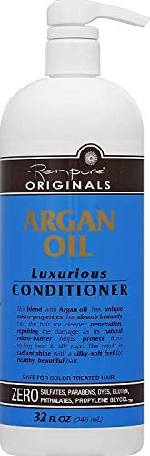 Renpure Originals 2003 Argan Oil Luxurious Conditioner, 32 Fluid Ounce