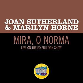 Mira, o Norma (Live On The Ed Sullivan Show, March 8, 1970)