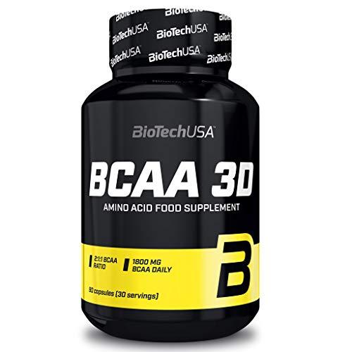BioTechUSA BCAA 3D, 90 Caps, 100 g