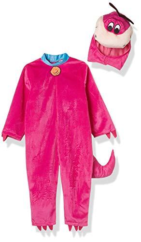 Ciao Unisex Kinder Dino Flintstones Costume dinosauro Originale Bambino (Taglia 2-3 anni) Kostüme, Rosa, Jahre