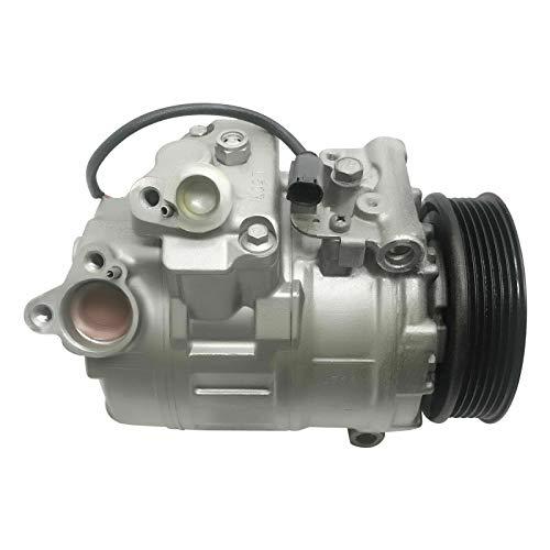 RYC Remanufactured AC Compressor and A/C Clutch AEG357