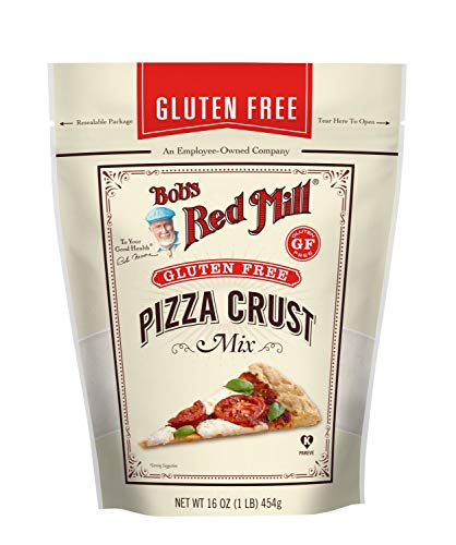 Bob's Red Mill Gluten Free Pizza Crust Mix - 16 oz - 2 Pack