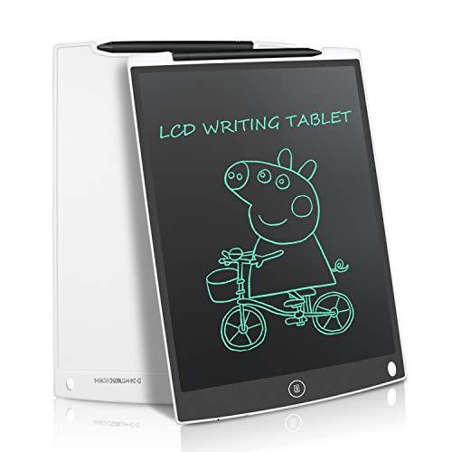 NEWYES LCD Tablette d'Ecriture Graphique Dessin 12 Pouces...