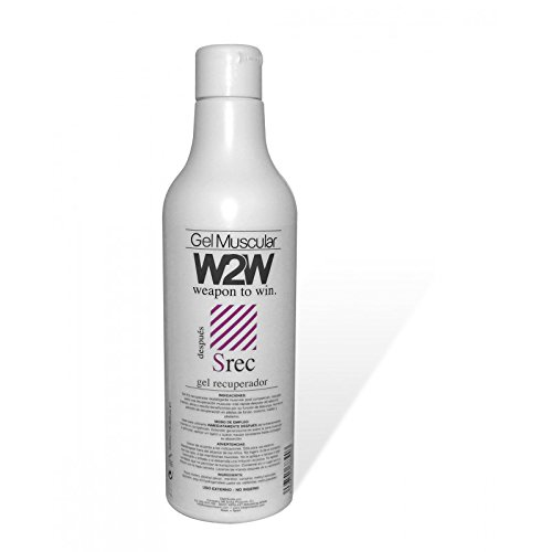 W2W Recuperador Muscular Defatigante Post Competición - 500 ml
