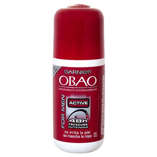 Obao New 357094 Deo Active Men 65Gr Roll On (24-Pack) Deodorant Wholesale Bulk Health & Beauty Deodorant Firesale