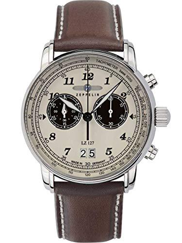 Zeppelin Herrenuhr Chronograph LZ127 8684-5
