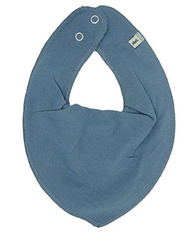 1402 Scarf bib -dribble tight -solid 785 Dark blue