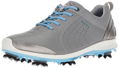 Ecco ECCO Damen Women's Golf Biom G 2 Golfschuhe, Grau (Wild Dove/Sky Blue), 41 EU