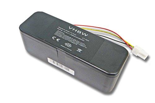 vhbw Akku passend für Samsung Navibot SR8730, SR8824, SR8825, SR8828, SR8830, SR8841, SR8843, SR8846 ersetzt DJ63-01050A (4500mAh, 14.4V, Li-Ion)