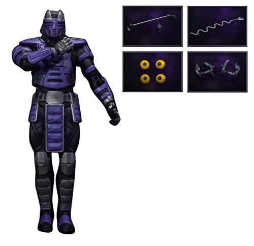 Storm Collectibles 1/12 Smoke NYCC Variant Mortal Kombat, Multi (STM87127)
