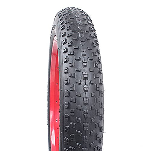 26×4.0 Fat Tires Bike tire Electric Bicycle Mountain Bike Wire Tires Bike Accessory (1 Tire)