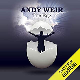 The Egg audiobook cover art