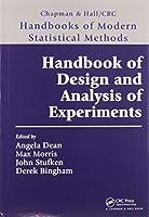 Handbook of Design and Analysis of Experiments (Chapman & Hall/CRC Handbooks of Modern Statistical Methods)