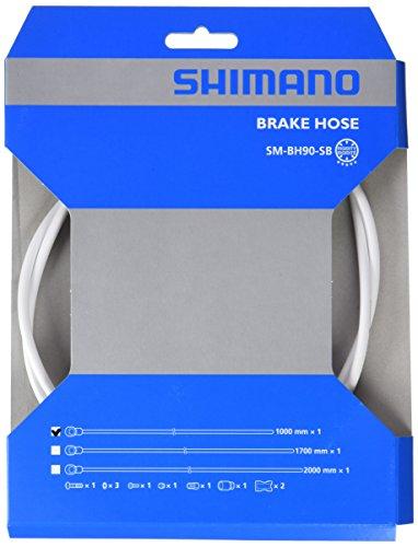 SHIMANO FD BH90 XTR-SLX 1 M Blanco Latiguillo
