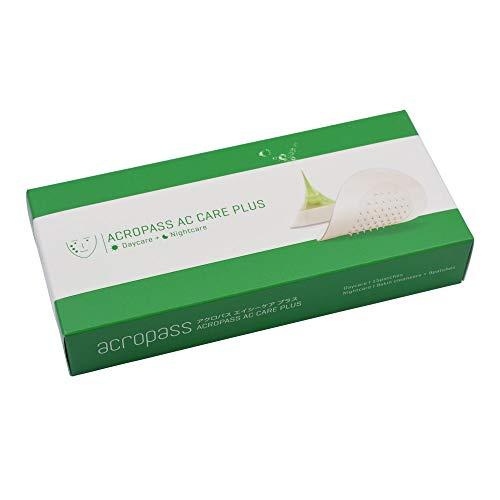 Acropass(アクロパス)アクロパスエイシーケアプラスフェイスマスク無香料Daycare用15パッチ+Nightcare用スキンクレンザー9枚+9パッチ
