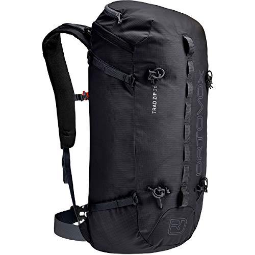 Ortovox Trad Zip 26 Rucksack, 61 cm, 26 L, Black Raven