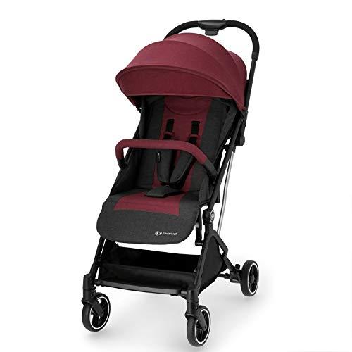 Kinderkraft Lightweight Stroller INDY, Baby Pushchair, Travel Buggy, Easy...
