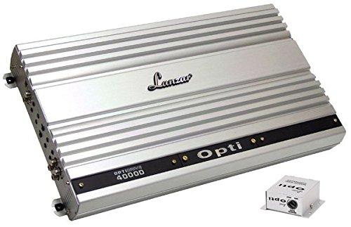 Lanzar OPTI4000D Optidrive 4000 Watt Mono Block Digital Competition Class Amplifier