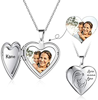 Kaululu Personalized Lockets Necklace