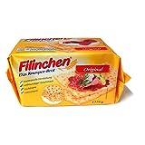 5er Pack Filinchen Das Knusper-Brot Original (5 x 75 g) zuckerarm und natriumarm -