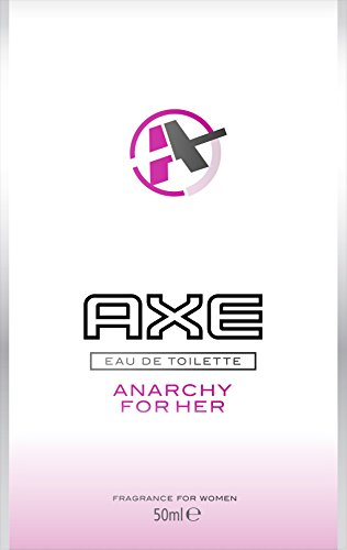 Axe Eau de Toilette Anarchy for Her, 1er Pack (1 x 50 ml)