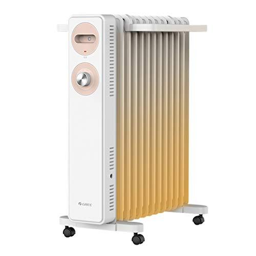 Calefactores portátiles y accesorios Calentador Radiador Eléctrico Doméstico Calentador Eléctrico De 13 Piezas Calefacción De Dormitorio Calefacción De Toda La Casa Calefactores portátiles y accesorio