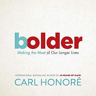 Bolder cover art