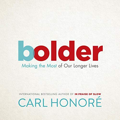 Bolder cover art