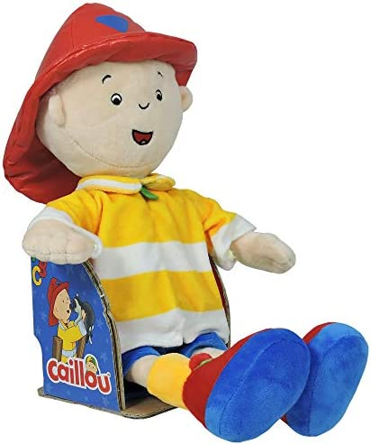 Caillou rosie doll