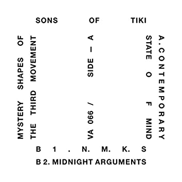 Mystery Shapes Of The Third Movement