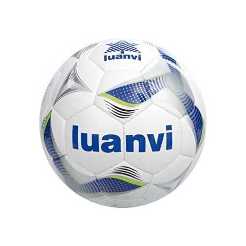 Luanvi Cup Balón, Adultos Unisex, Azul Royal Pistacho, 62 cm