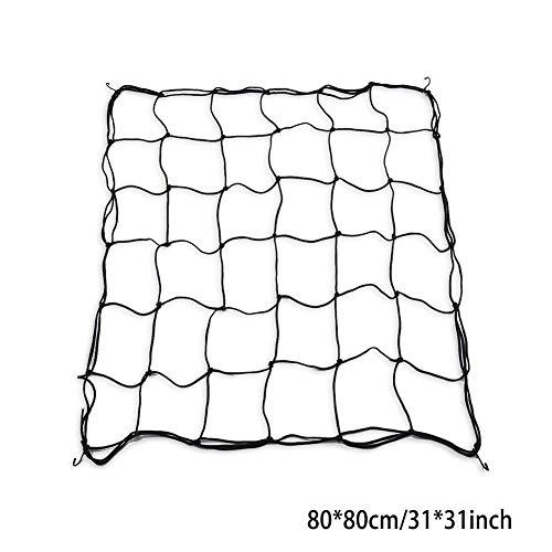 fervory Flexibles Netzgitter Mit 4 Stahlhaken Für Den Grow Tents Garden