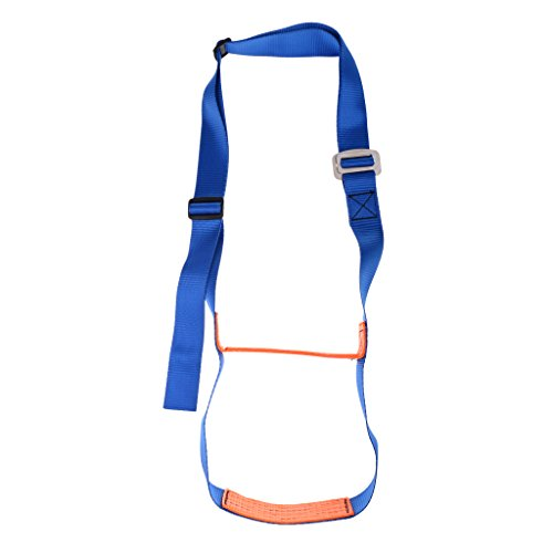 MagiDeal Strong Flat Webbing Boat Rib Boarding Ladder Inflatable Dinghy Accessories