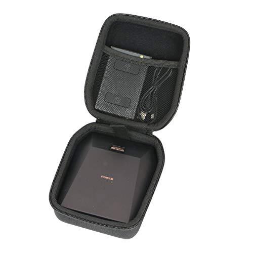Khanka Hart Tasche Schutzhülle für Fujifilm Instax Share SP-3 Drucker WiFi Sofortbildkamera Etui Case.(nur tasche)