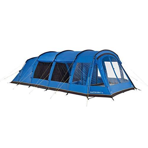 Hi Gear Hampton 8 Person DLX Nightfall Tent, Indigo, One Size