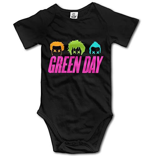 Rock Band Green Day Rock And Roll Body per Neonato Body per Neonato