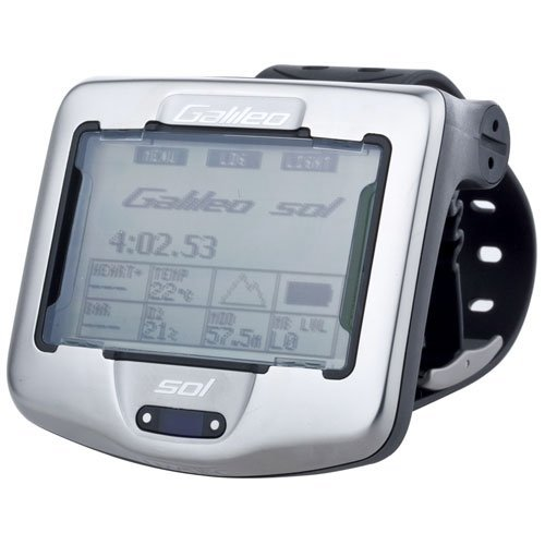 Uwatec Galileo SOL Hoseless Wrist Dive Computer ~Includes now FREE the Digital online class to get the most out of your dive computer. by Scubapro