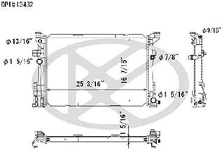 Behr Hella Service 376924041 Premium Perfect Fit Radiator