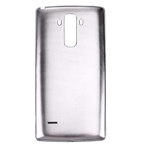 YANSHANG Repuestos para Smartphone Tapa Trasera con Chip NFC for LG G Stylo / LS770 / H631 y G4 Stylus / H635 (Gris) Partes de refacción (Color : White)