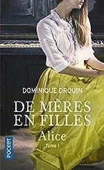 De mères en filles T1 (1) de Dominique DROUIN