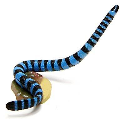 食玩 チョコエッグ 日本の動物 第4弾 117 エラブウミヘビ