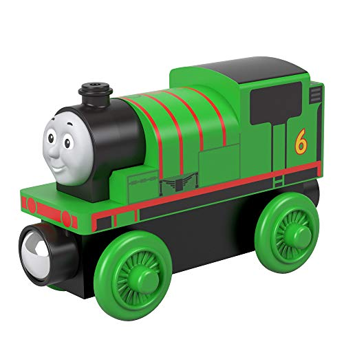 Thomas & Friends Thomas and Friends GGG30 Wood Percy Toy Train,...