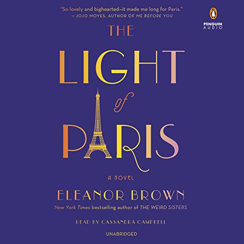 The Light of Paris audiobook cover art