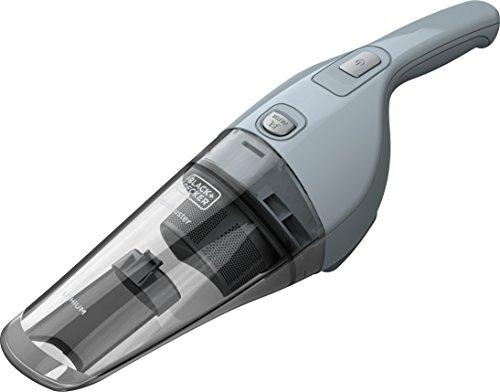 BLACK+DECKER NVB215WAN-QW Dustbuster Aspiratore Ricaricabile con Accessori