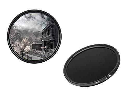 IR950 - Filtro infrarrojo (67 mm, IR 950 dHD, Filtro de Paso Digital)